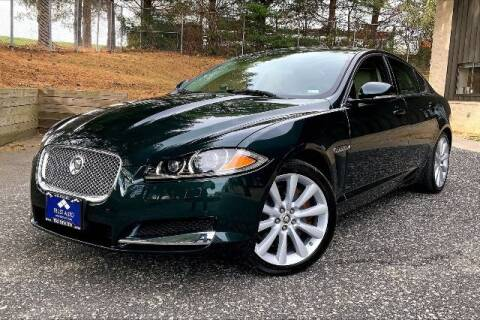 2013 Jaguar XF for sale at TRUST AUTO in Sykesville MD