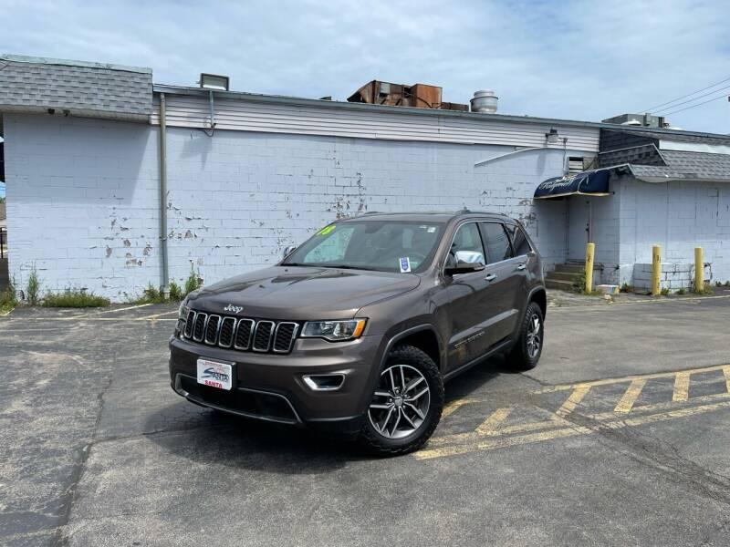 2018 Jeep Grand Cherokee for sale at Santa Motors Inc in Rochester NY