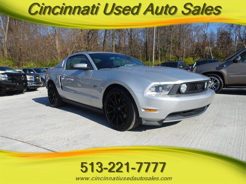 2010 Ford Mustang for sale at Cincinnati Used Auto Sales in Cincinnati OH