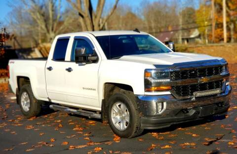 2016 Chevrolet Silverado 1500 for sale at Flying Wheels in Danville NH