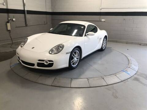 2007 Porsche Cayman for sale at Luxury Car Outlet in West Chicago IL