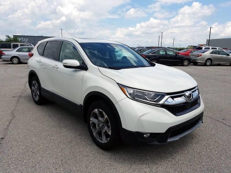 2018 Honda CR-V for sale at CARZLOT in Portsmouth VA