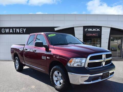 2018 RAM Ram Pickup 1500 for sale at DeAndre Sells Cars in North Little Rock AR