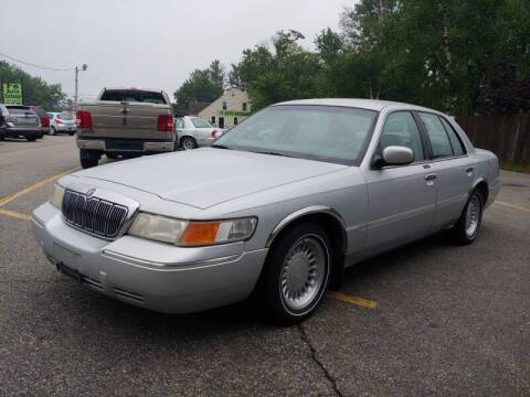 1999 Mercury Grand Marquis for sale at J's Auto Exchange in Derry NH