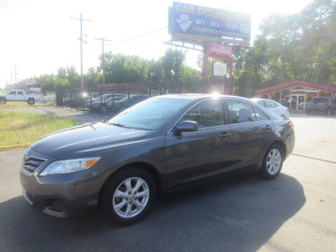 2011 Toyota Camry for sale at Car Connection in Little Rock AR