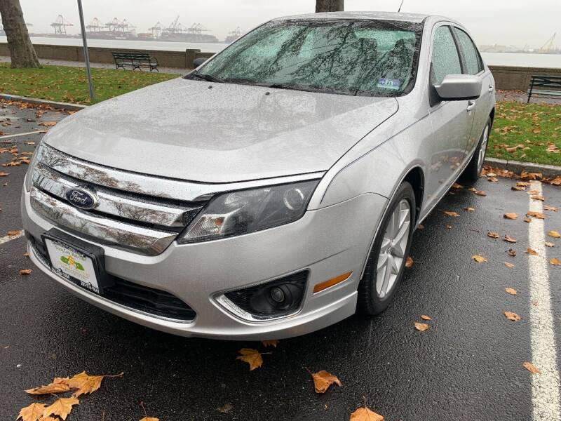 2012 Ford Fusion for sale at Crazy Cars Auto Sale in Jersey City NJ