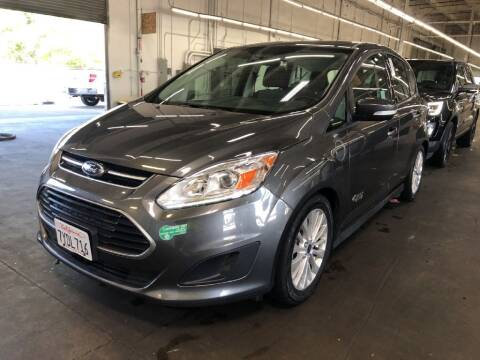 2017 Ford C-MAX Energi for sale at CENTURY MOTORS in Fresno CA