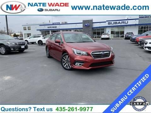2019 Subaru Legacy for sale at NATE WADE SUBARU in Salt Lake City UT