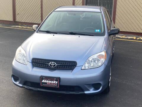 2007 Toyota Matrix for sale at Anamaks Motors LLC in Hudson NH