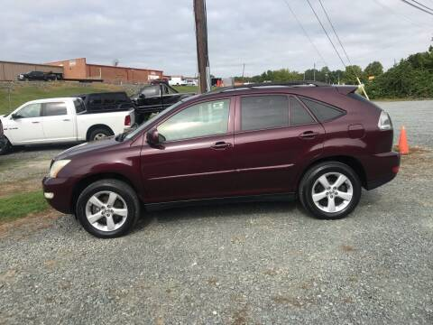 2004 Lexus RX 330 for sale at Clayton Auto Sales in Winston-Salem NC