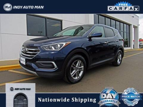 2018 Hyundai Santa Fe Sport for sale at INDY AUTO MAN in Indianapolis IN