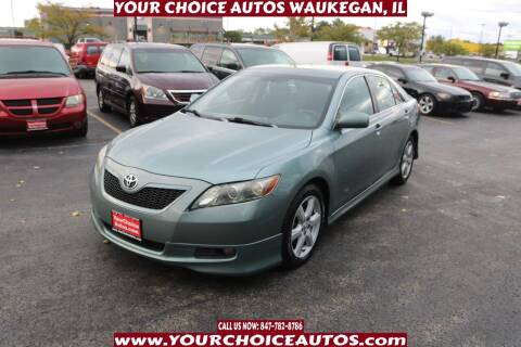 2007 Toyota Camry for sale at Your Choice Autos - Waukegan in Waukegan IL