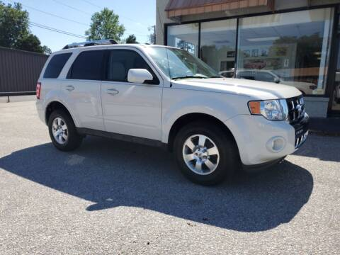 2011 Ford Escape for sale at Ron's Used Cars in Sumter SC
