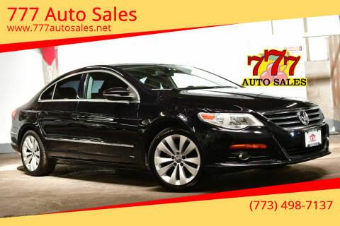 2010 Volkswagen CC for sale at 777 Auto Sales in Bedford Park IL
