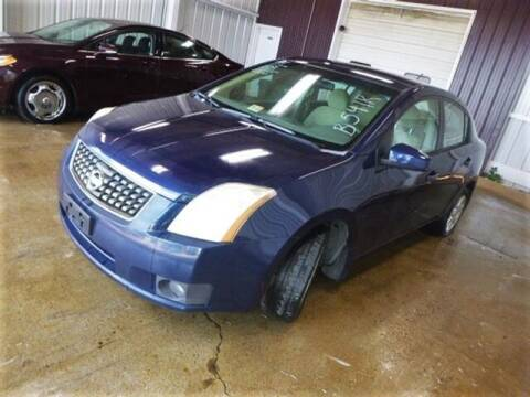 2007 Nissan Sentra for sale at East Coast Auto Source Inc. in Bedford VA