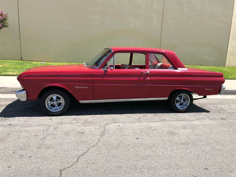 1964 Ford Falcon for sale at HIGH-LINE MOTOR SPORTS in Brea CA