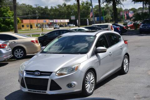 2012 Ford Focus for sale at Motor Car Concepts II - Kirkman Location in Orlando FL