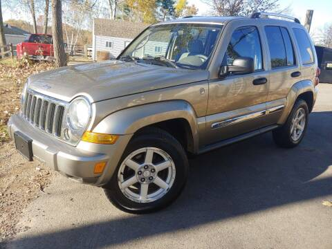 2007 Jeep Liberty for sale at J's Auto Exchange in Derry NH