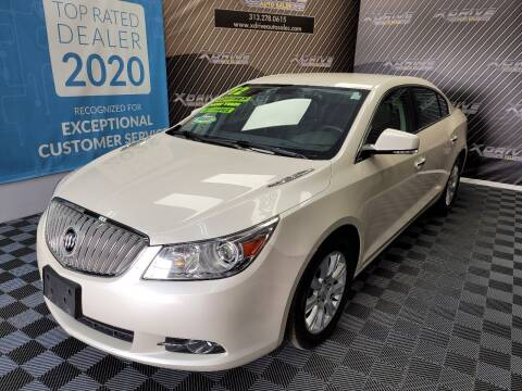 2012 Buick LaCrosse for sale at X Drive Auto Sales Inc. in Dearborn Heights MI