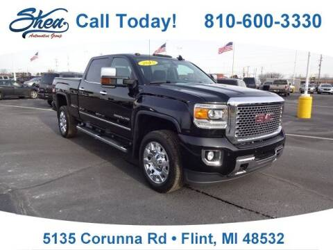 2015 GMC Sierra 2500HD for sale at Jamie Sells Cars 810 in Flint MI