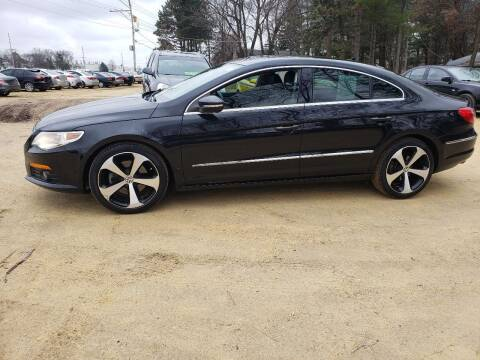 2010 Volkswagen CC for sale at Northwoods Auto & Truck Sales in Machesney Park IL