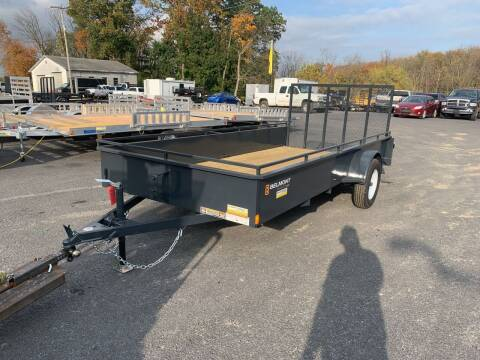 2021 Belmont 6x14 Solid Side  for sale at Smart Choice 61 Trailers in Shoemakersville PA