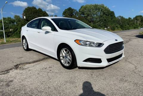 2015 Ford Fusion for sale at InstaCar LLC in Independence MO
