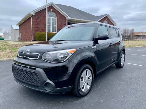 2016 Kia Soul for sale at HillView Motors in Shepherdsville KY