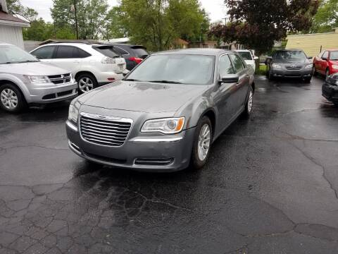 2012 Chrysler 300 for sale at Nonstop Motors in Indianapolis IN