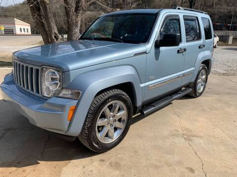 2012 Jeep Liberty for sale at Day Family Auto Sales in Wooton KY