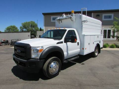 2012 Ford F-550 Super Duty for sale at NorthStar Truck Sales in Saint Cloud MN