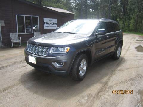 2014 Jeep Grand Cherokee for sale at SUNNYBROOK USED CARS in Menahga MN