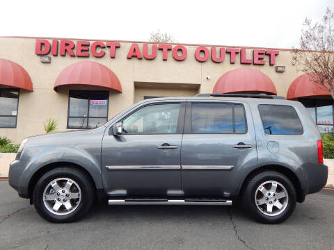 2011 Honda Pilot for sale at Direct Auto Outlet LLC in Fair Oaks CA