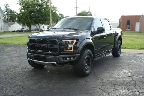 2017 Ford F-150 for sale at MARK CRIST MOTORSPORTS in Angola IN