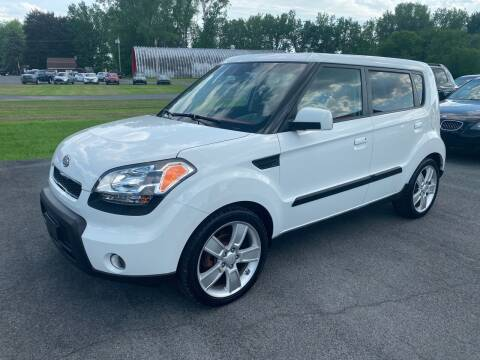 2010 Kia Soul for sale at Paul Hiltbrand Auto Sales LTD in Cicero NY