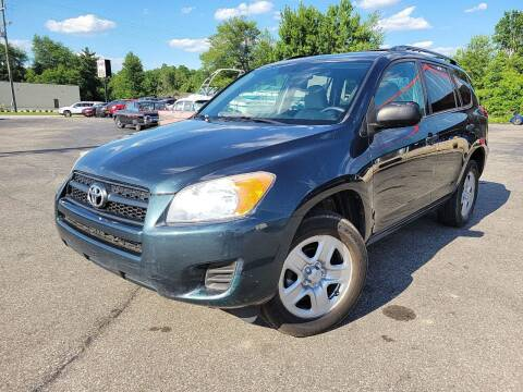 2012 Toyota RAV4 for sale at Cruisin' Auto Sales in Madison IN