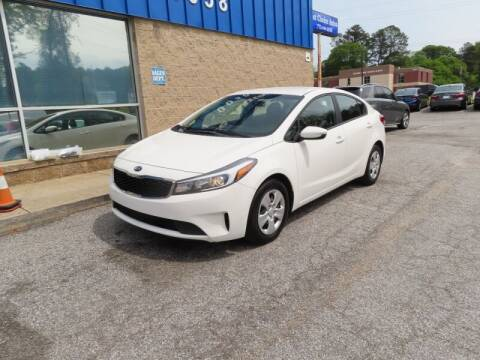 2017 Kia Forte for sale at 1st Choice Autos in Smyrna GA