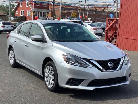 2016 Nissan Sentra for sale at Active Auto Sales in Hatboro PA