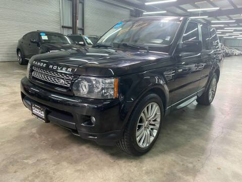2011 Land Rover Range Rover Sport for sale at America's Auto Financial in Houston TX
