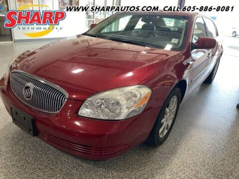 2008 Buick Lucerne for sale at Sharp Automotive in Watertown SD