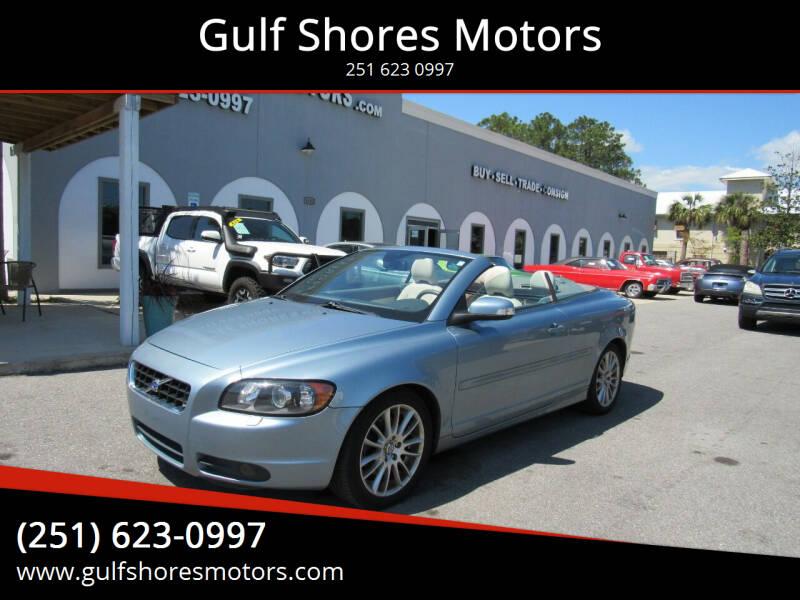 2008 Volvo C70 for sale at Gulf Shores Motors in Gulf Shores AL