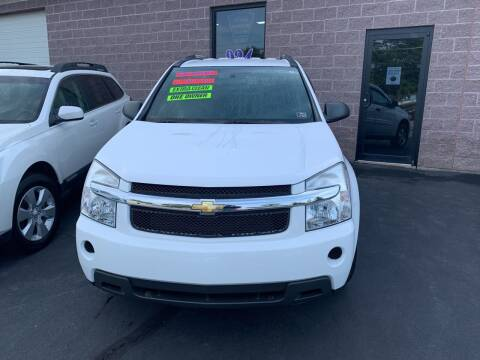 2009 Chevrolet Equinox for sale at 924 Auto Corp in Sheppton PA