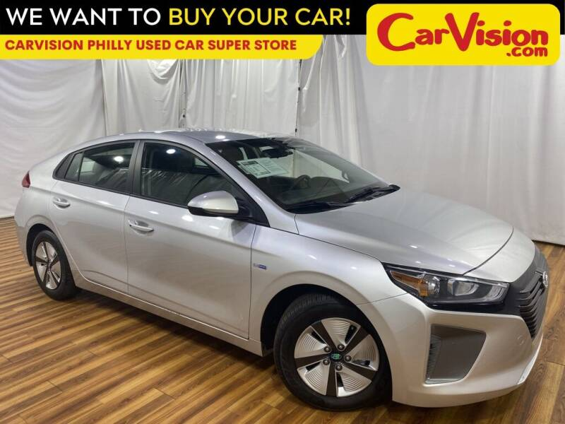 2018 Hyundai Ioniq Hybrid for sale at Car Vision Mitsubishi Norristown - Car Vision Philly Used Car SuperStore in Philadelphia PA