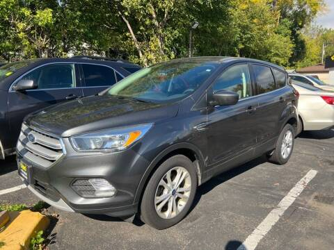 2019 Ford Escape for sale at Chinos Auto Sales in Crystal MN