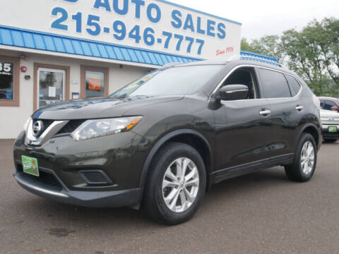 2014 Nissan Rogue for sale at B & D Auto Sales Inc. in Fairless Hills PA