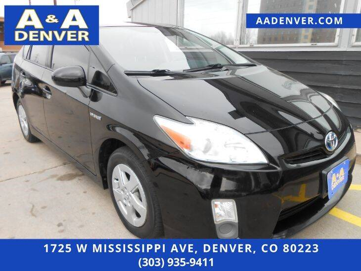 2010 Toyota Prius II 4dr Hatchback - Denver CO