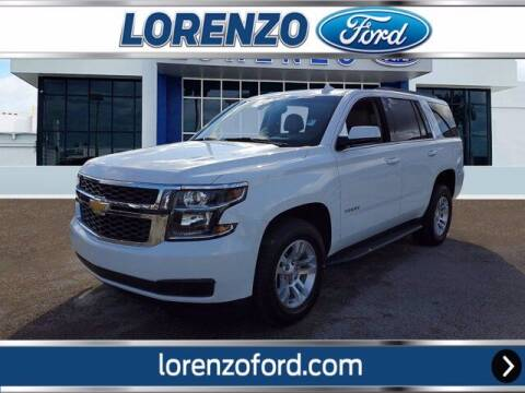 2019 Chevrolet Tahoe for sale at Lorenzo Ford in Homestead FL