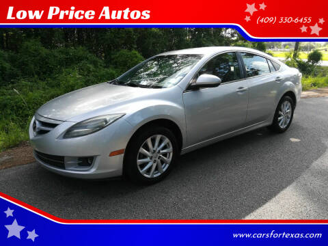 2012 Mazda MAZDA6 for sale at Low Price Autos in Beaumont TX
