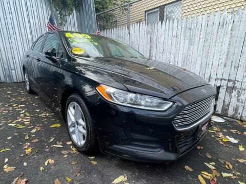 2016 Ford Fusion for sale at Best Cars R Us LLC in Irvington NJ