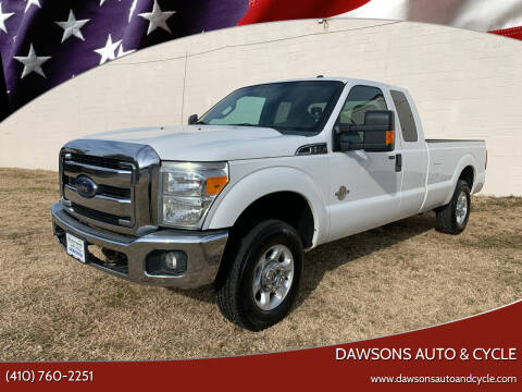 2015 Ford F-250 Super Duty for sale at Dawsons Auto & Cycle in Glen Burnie MD
